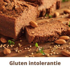 Gluten intolerantie