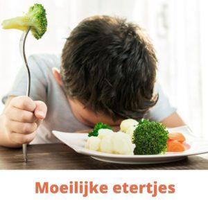 Moeilijke etertjes